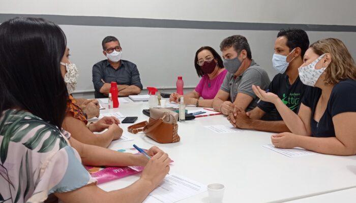 Secretaria de Educação de Limoeiro inicia planejamento ouvindo os Professores da Rede Municipal