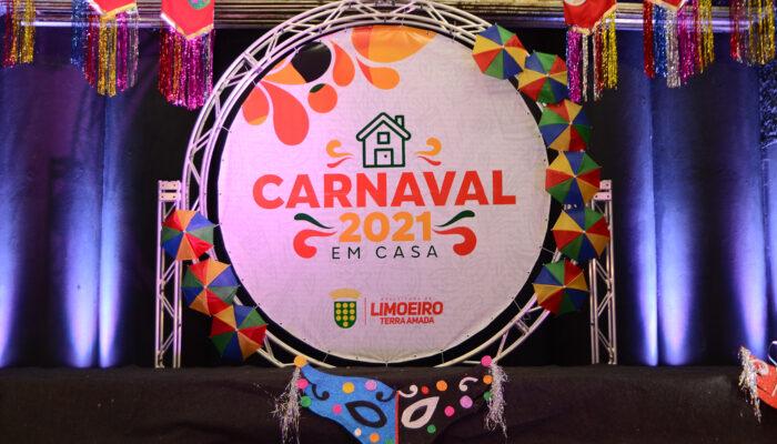 Em tempos de pandemia, formato on-line marca Carnaval de Limoeiro 2021