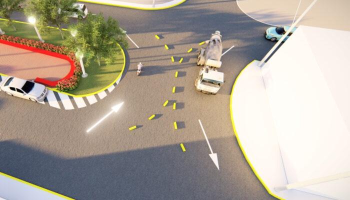 Prefeitura de Limoeiro inicia obra para melhorar trânsito na Avenida Jerônimo Heráclio