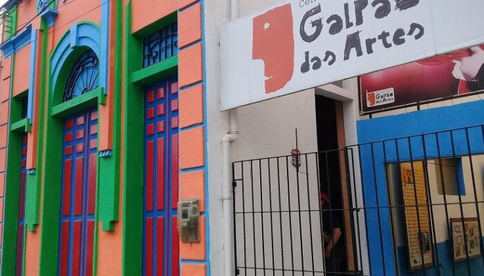 """Concurso """"Eu conheço a história do Galpão das Artes"""""""