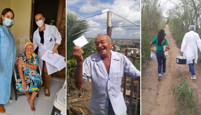Limoeiro avança na vacinação contra a Covid-19 com idosos a partir dos 75 anos