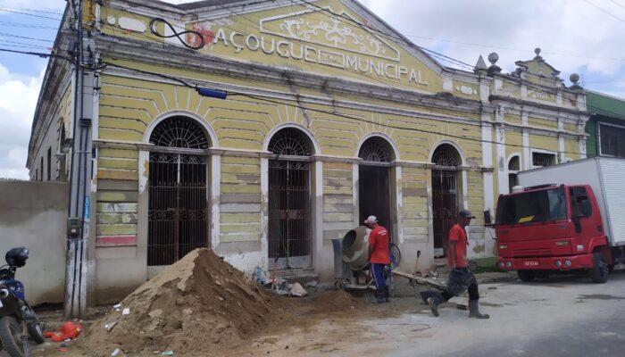 Prefeitura de Limoeiro intensifica ações para concluir Casa da Cultura