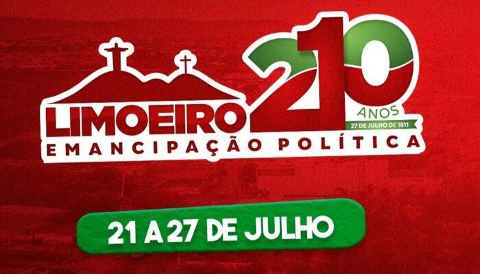 Limoeiro celebra aniversário com inaugurações de obras, entrega de veículos e parcerias firmadas