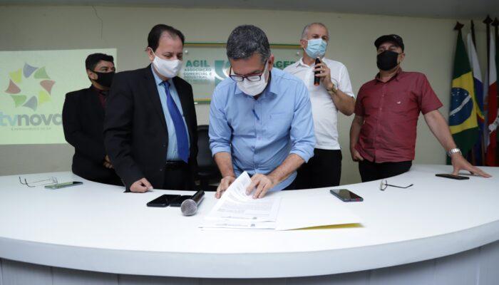 Parceria entre Prefeitura de Limoeiro e TV Nova garante programação de aulas na televisão aberta