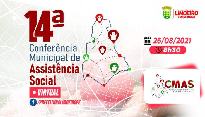 Limoeiro realiza 14ª Conferência Municipal de Assistência Social