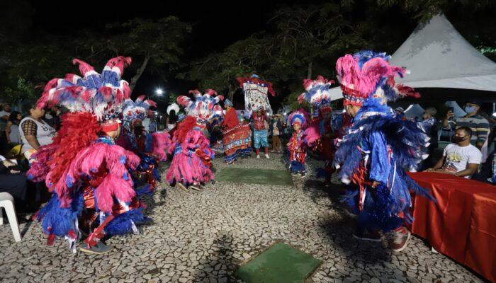 Limoeiro celebra o Dia Municipal do Boi de Caboclinho