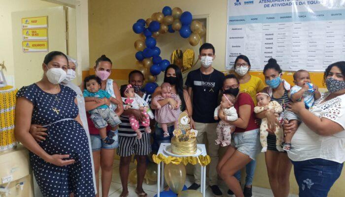Em Limoeiro, ações nas unidades de saúde estimulam aleitamento materno