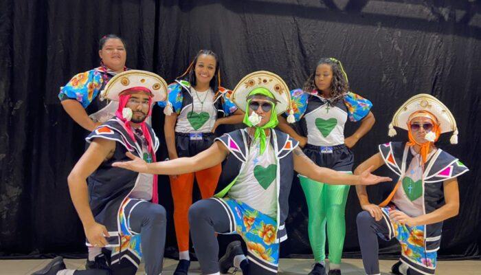 Apoiado pela Prefeitura de Limoeiro, Grupo Arte em Cena é premiado no Festival de Dança da Vitória 2021