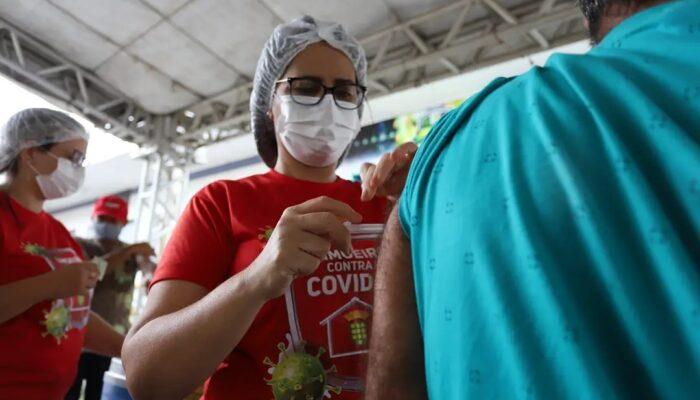 Limoeiro registra ótimos índices de imunização contra Covid-19